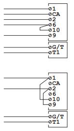 Citofono urmet 1133 schema di collegamento citofono for Citofono elettronico urmet atlantico schema