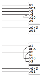 Citofono 5 Fili Schema.Urmet 1130 16 Schema Citofono Universale Bufer 95
