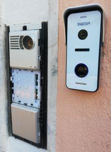 Videocitofono con videochiamata su cellulare