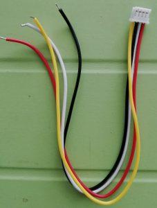 connettore per collegamento videocitofono